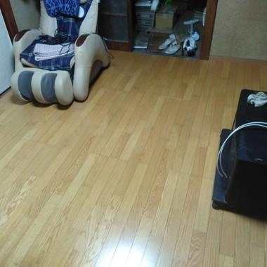畳からフローリングにの施工後写真(1枚目)