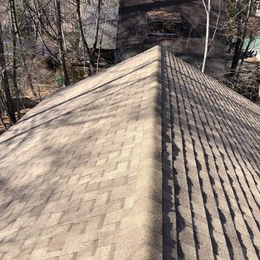 屋根カバー工事の施工後写真(0枚目)