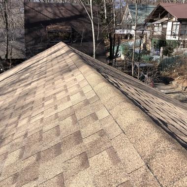 屋根カバー工事の施工後写真(3枚目)