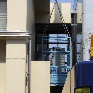 京都大学宇治キャンパス機器搬入工事竣工しました。の施工後写真(0枚目)