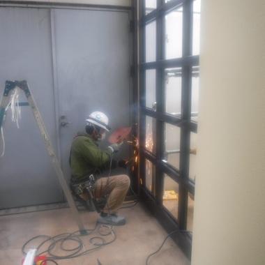 京都大学宇治キャンパス機器搬入工事竣工しました。の施工後写真(2枚目)