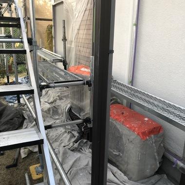 外装工事 屋根・外壁塗装の施工後写真(1枚目)