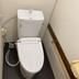 トイレ便器交換、床張替え工事の施工後写真(0枚目)