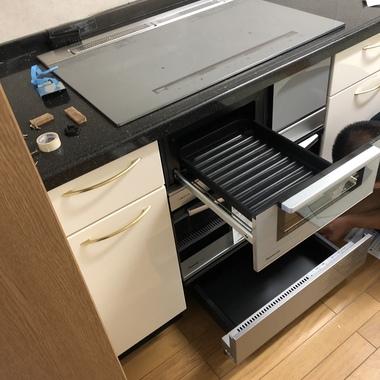 カーペットを最高の素材、奈良桧無節特上床材で張り替え工事の施工後写真(1枚目)