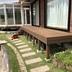 カーペットを最高の素材、奈良桧無節特上床材で張り替え工事の施工後写真(4枚目)