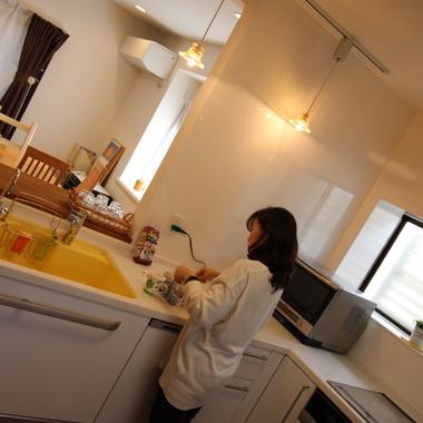 戸建住宅リノベーション 完了 キッチン