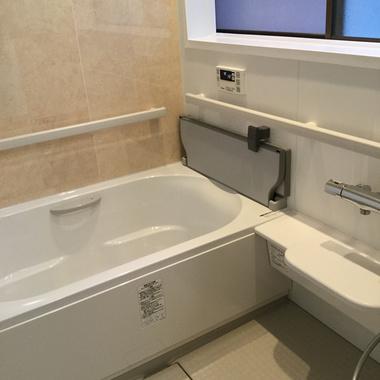   浴室リフォーム 完了