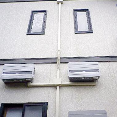 太陽光発電システム設置 完了