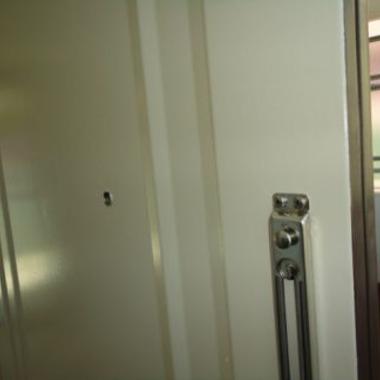 玄関ドア塗装工事 完了 アップ画像