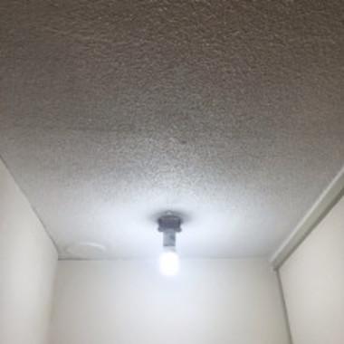 内部天井塗装 完了