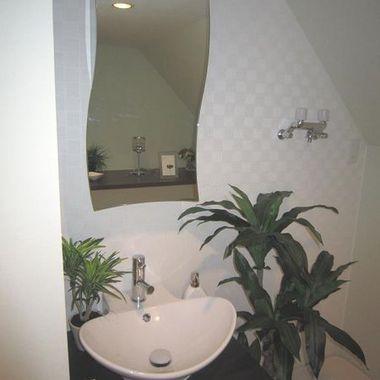 戸建住宅リフォーム 完了 洗面所