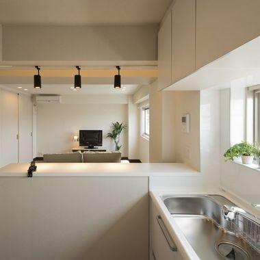 戸建住宅リフォーム完了 キッチン