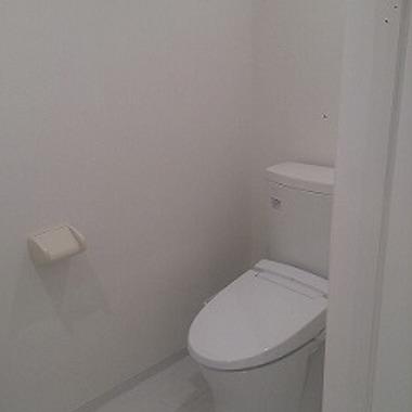店舗リノベーション完了 トイレ