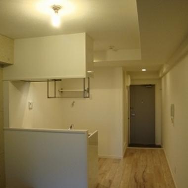 | 戸建住宅リフォーム完了 玄関