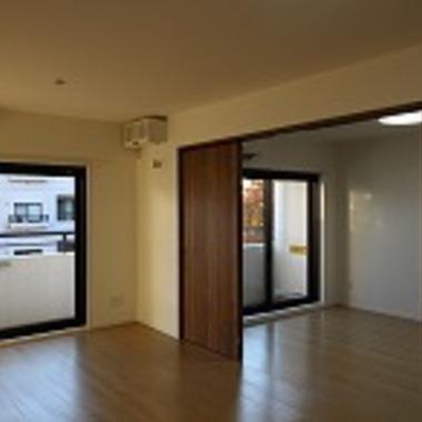 | 戸建住宅リフォーム完了 洋室