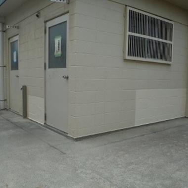 外壁補修 完了