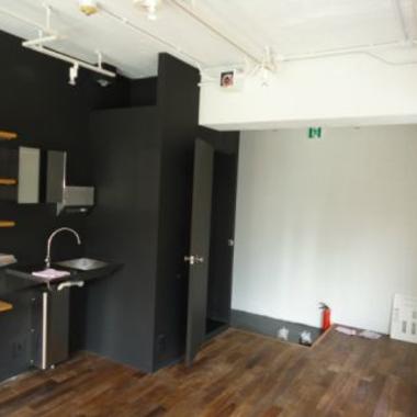 | オフィス改装工事 完了 玄関付近