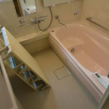 | 浴室リフォーム完了