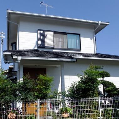屋根・外壁塗装後