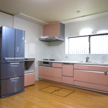 | キッチン リフォ-ム後