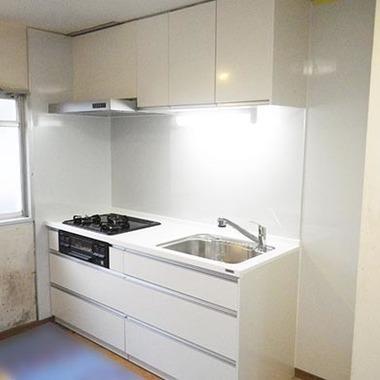 キッチン リフォ-ム後