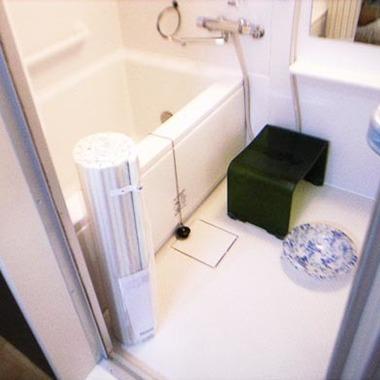 浴室 リフォ-ム後