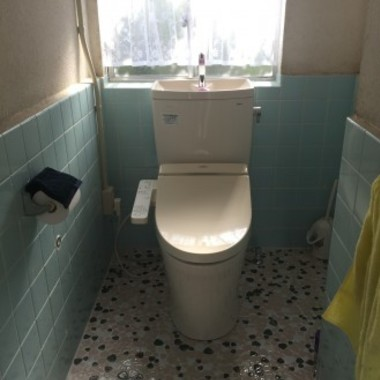 トイレ リフォ-ム後