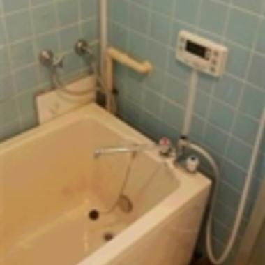 浴槽交換後