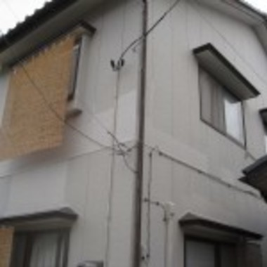外壁塗装後1