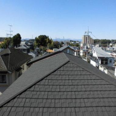 | 屋根 メンテナンス後