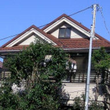 屋根 リフォ-ム後