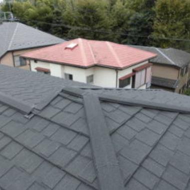 | 屋根 リフォ-ム後