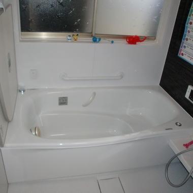 | 浴室 リフォ-ム後