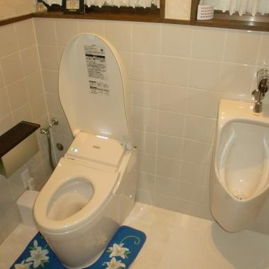 | トイレ交換後