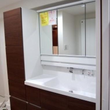大阪府 浴室・洗面室リフォーム 洗面