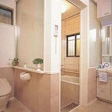 | 間取り変更完了 トイレ 浴室