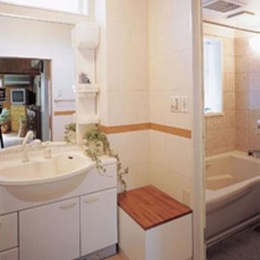 | 洗面室リフォーム完了