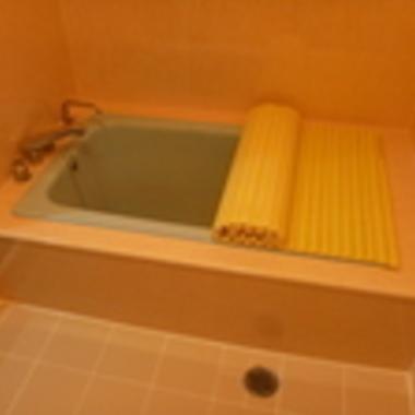 浴室リフォーム完了 バスタブ