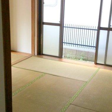 大阪市  和室を洋室にリフォームの施工前写真(0枚目)