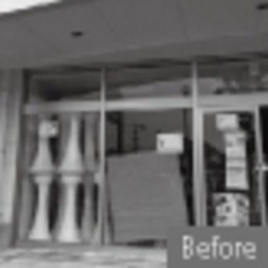 佐賀市  メンタルクリニックのリフォームの施工前写真(0枚目)