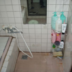 浴室改装前 鏡 壁面