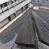 屋根葺き替え 金属剥がれ部分