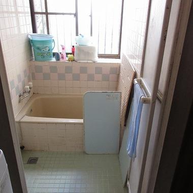 お風呂改装リフォームの施工前写真(0枚目)