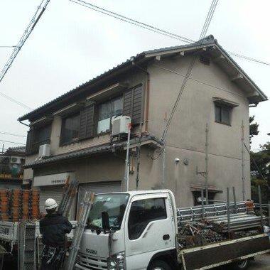 住宅再生改修・リフォーム工事 施工前