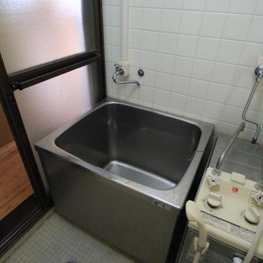 従来のお風呂