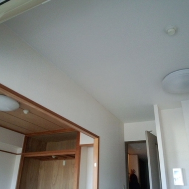 間取り変更前 天井