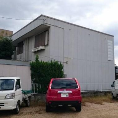 外壁塗装・屋上防水工事前