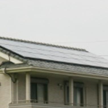 太陽光発電施工完了