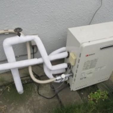 給湯器移設工事 – 横浜市青葉区の施工前写真(0枚目)