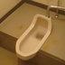 某割烹料理店のトイレ改装。和式から洋式へ。の施工前写真(0枚目)